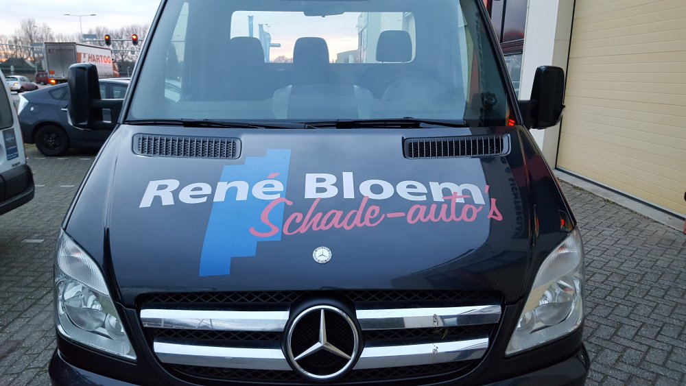 Signing Reclame